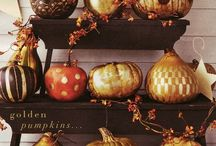Holiday Mantle Ideas / by Jessica Lynch