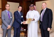 Qatargas Receives Shell Safety Performance Award