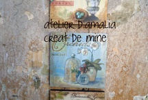 decoupage / things made with love available in atelier d.amalia http://www.facebook.com/AtelierDamalia?ref=hl