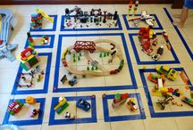 { KIDS } Play with Lego / Ideas for kids for play with Lego and other building blocks. / by Best Toys 4 Toddlers