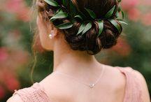 Wedding*: Hair / by Lindsay Kacey