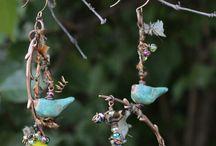 Šperky - vtáčik