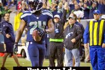 SEAHAWKS / by Laura Fowler