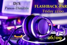 Caldo Wera Events / Flashback-Party Every Friday Night Time: 22:00 Dj'S Set- Panos-Dimitris  Caldo Wera  El.Venizelou 44, Nea Smyrni tel: 211 012 3818