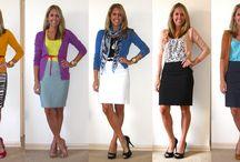 teacher clothes / by Holly Kirby