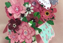 papercrafting /  Beautiful creations from paper / by Bernadette Jones