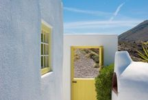The Architect's House - Santorini / A Villa paradise in the island of Santorini