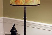 Lamps & Shades / Lighting ideas for different rooms