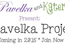 2015 Pavelka Project / Join me & Lisa Pavelka as we welcome clayers from around the world to join in a FREE year long project with polymer clay. Sign up here: http://katersacres.com/pavelka-project/ To be added to the board, please email me directly katie @ katersacres.com (no spaces).