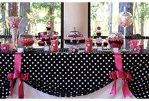 Party n sweet table