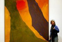 art: Helen Frankenthaler / by Lana Housewright