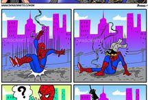 cómics gracioso