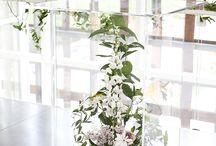 flower instalation