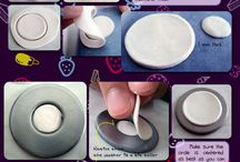 Clay/Kawaii Charm Ideas / by Lindsey Z.