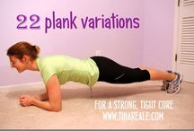 Exercise / Planks