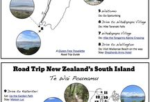 Traveling In New Zealand / Everything there is to see in New Zealand