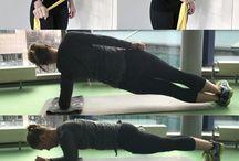 Übungen für die Gesundheit