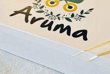 Aruma / Ajuar para bebés / regalo de nacimientos