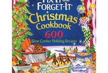 Holiday Cookbooks / The best ideas for wonderful holiday meals are now at your fingertips. Check out Walmart's awesome collection of cookbooks and recipes for a great holiday meal!