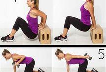 egzersizler - sport exercises
