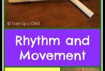 Reggio Music and Movement