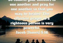 Encourage ozzers / Bible verses