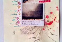 Scrapbook / Scrapbook pagina's