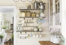 Country Cottage Style / by Etta Starkey