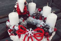 Adventi, karácsonyi ötletek / Nem saját készítésű termékek, csak ötletet merítek belőlük.