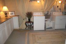 laundry room / by Brooke Van Riper