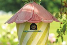Bird House's and Nest's... / by Becky Coles