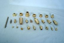 BRASS GAS PARTS / We assure that all parts which we supply are totally compatible and interchangeable with the corresponding original part and all critical dimensions and tolerances are in accordance with original equipment specifications.