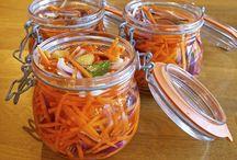 Grønnsaker/salater