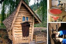Tre hytta vår