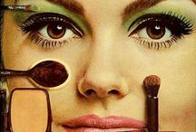 Jaren 60 make-up