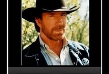 Chuck Norris / by Emily Bolton