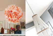 Lamps, Lampshades, Chandeliers, & Lighting