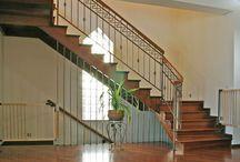 Schody grzebieniowe / Stairs / Treppe