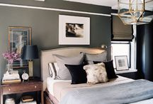 Bedroom Ideas / by Holly Jenkins