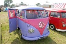 VW Vans - I love!! / by Barbi Montgomery