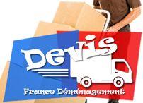 demenageur sur paris / Plateforme web de déménagement et garde meubles qui offre des devis déménagement pas cher