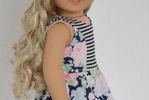 American girl dolls! / OMG