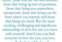 Quotes / by Sherri Eisenman