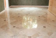 Marble Floor Cleaning