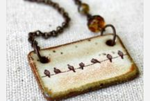 Crafts:Jewelry:Ceramic,Pottery ext