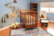 Baby Boy nursery / by Cladelle Ramilo