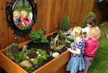 Outdoor Play Spaces / Sustainable and achievable outdoor play space ideas