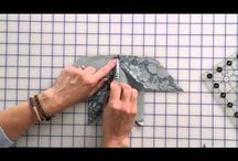 Quilting how to's...