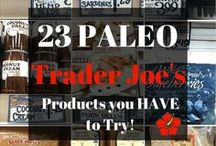 Trader Joe paleo list