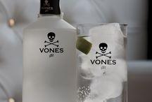 VONES Gin / Descubre una revolucionaria London Dry Gin Premium Española